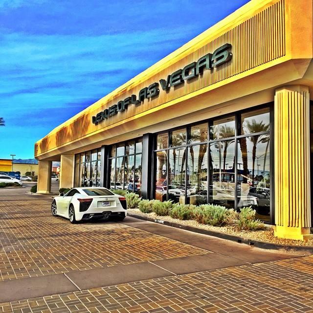 Lexus of Las Vegas cover