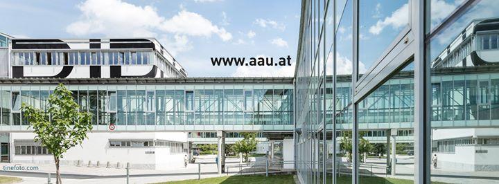 Alpen-Adria-Universität Klagenfurt cover