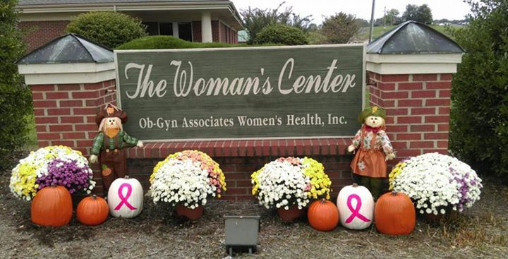The Woman's Center cover