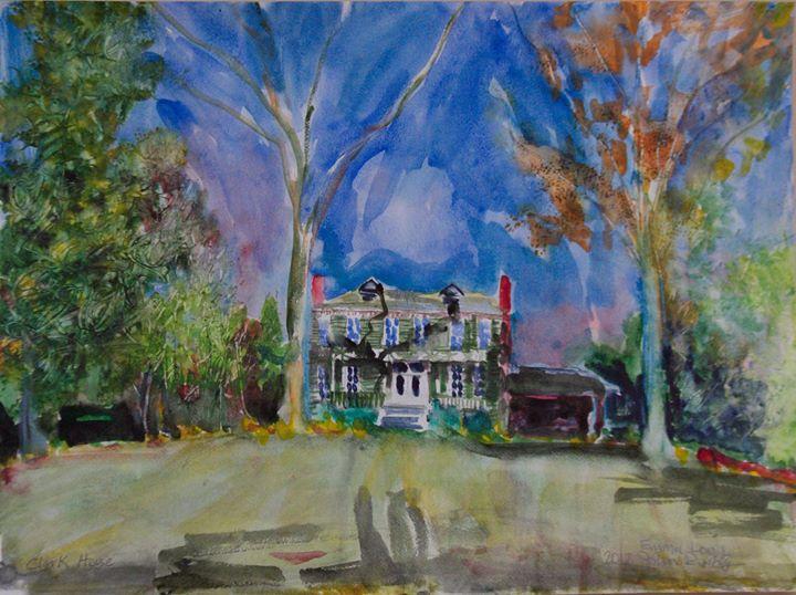 Clark House cover