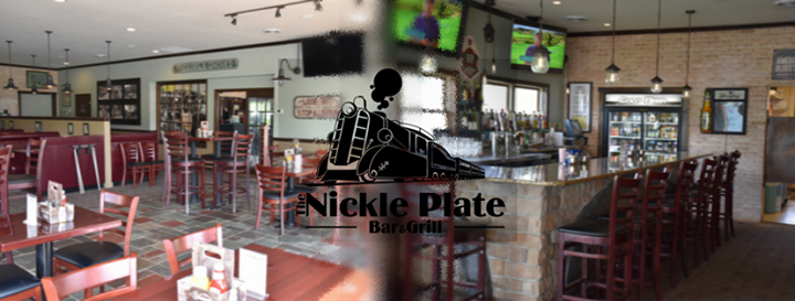 Nickle Plate Bar & Grill cover
