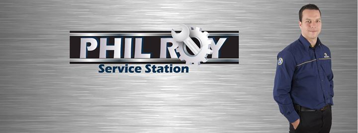 Phil Roy Service Station cover