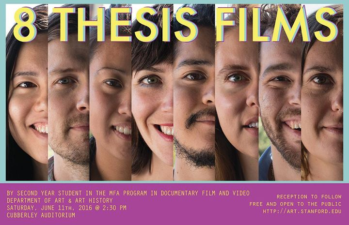thesis on film