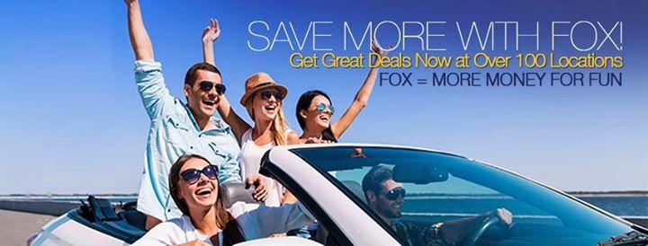 Fox Rent A Car cover