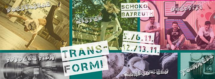 Schokofabrik Jugendkultur- und Sportzentrum cover