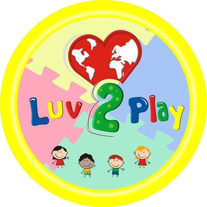 Luv 2 Play cover