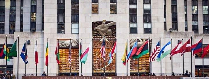 Rockefeller Center cover
