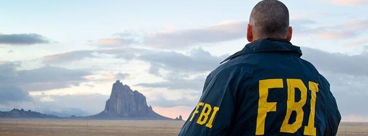 FBI – Federal Bureau of Investigation cover