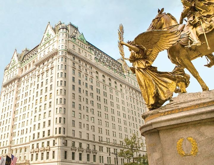 The Plaza Hotel cover