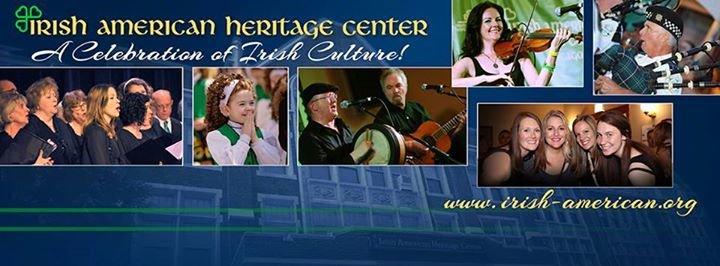Irish American Heritage Center cover