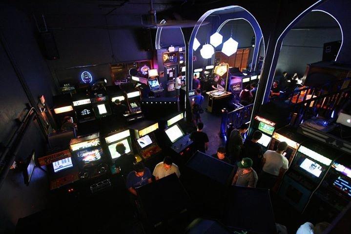 Ground Kontrol Classic Arcade cover