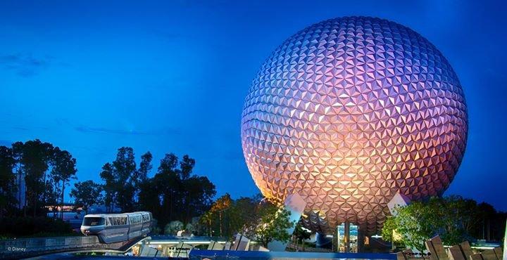 Epcot - Walt Disney World cover