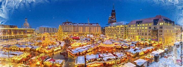 Striezelmarkt Dresden cover