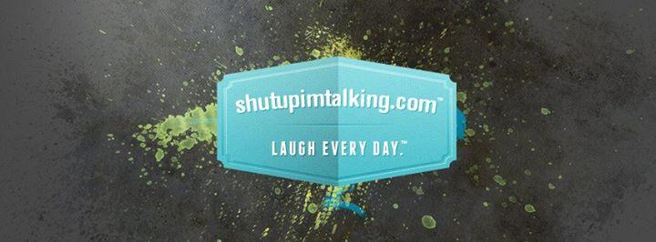 ShutUpImTalking.com cover