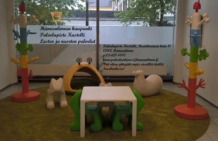 Hämeenlinnan kaupunki, Sivistyksen ja hyvinvoinnin palveluohjaus cover