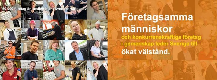 Svenskt Näringsliv cover