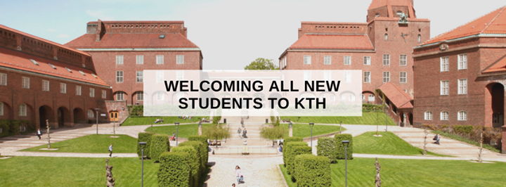 KTH Royal Institute of Technology cover
