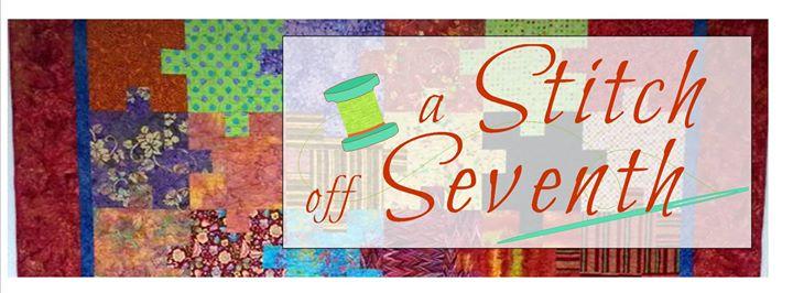 A Stitch off Seventh cover