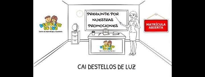 Centro de Aprendizaje Destellos de Luz Heredia cover