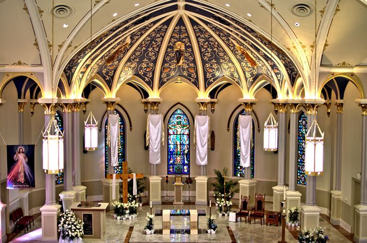 Our Lady of Peace Catholic Church; Vacherie, LA cover
