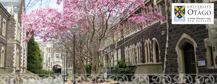 University of Otago cover