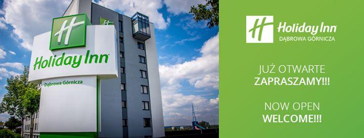 Holiday Inn Dąbrowa Górnicza cover