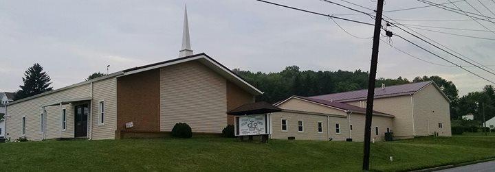 Tyrone Alliance Church cover