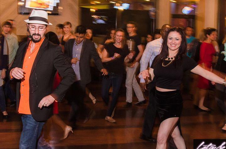 Salsa Matei Dance Company cover