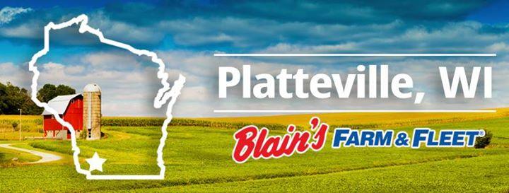 Blain's Farm & Fleet cover