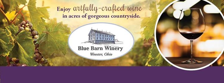 BLUE BARN Winery cover