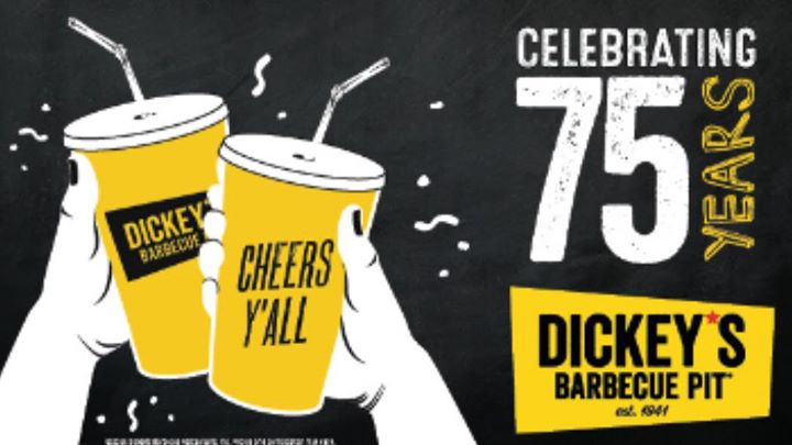 Dickey's Barbecue Pit - Knoxville, TN cover