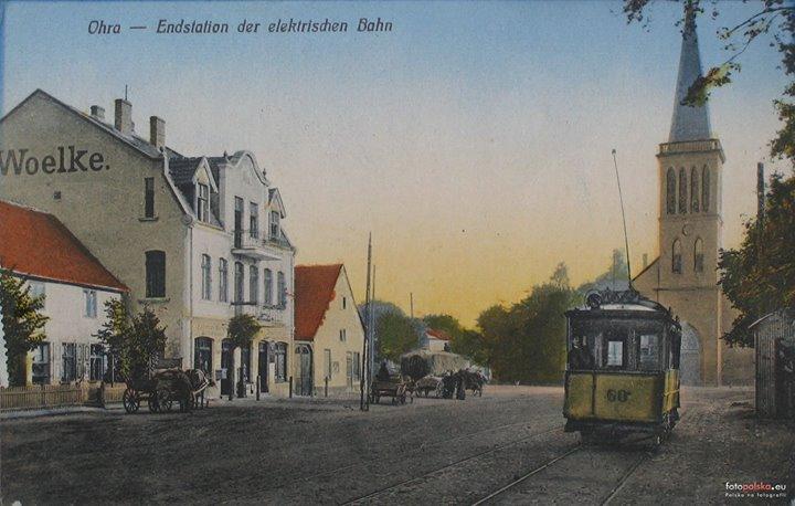 Oruńska Starówka cover