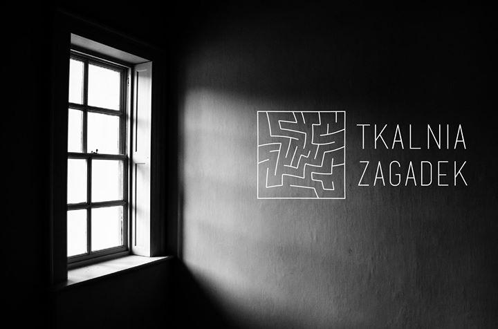 Tkalnia Zagadek cover