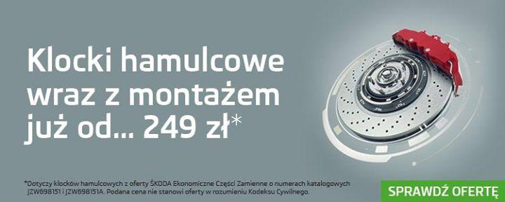 Škoda Warszawa Pol-Mot Auto Bemowo cover