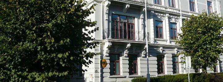 Deutsche Botschaft Oslo