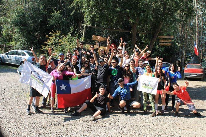 Trekking Rancagua cover
