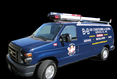 B&B Air Conditioning & Heating Service cover
