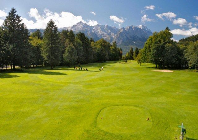 Land-und Golfclub Werdenfels e.V. cover