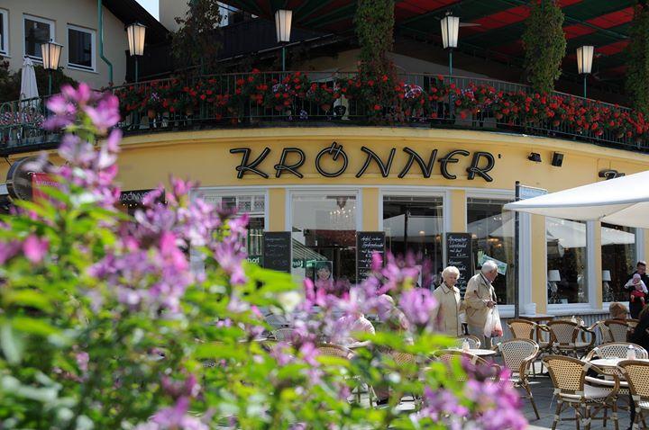 Kaffeehaus / Konditorei Krönner cover