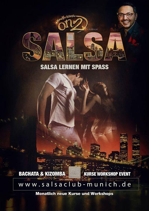 Salsa Club Munich cover