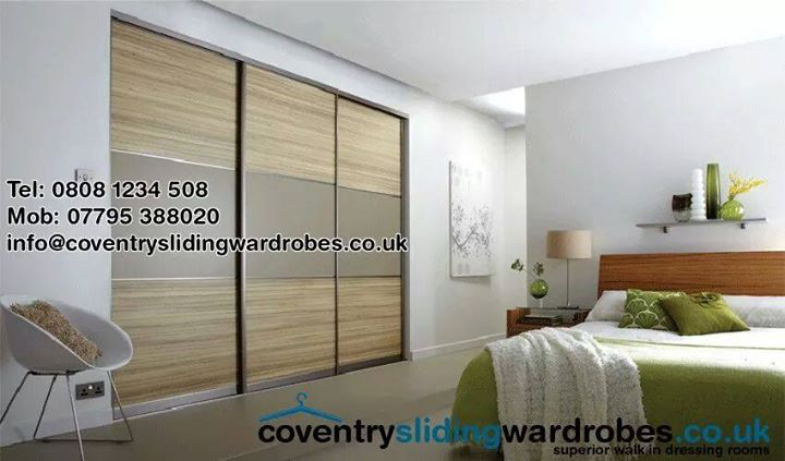 Coventry Sliding Wardrobes cover