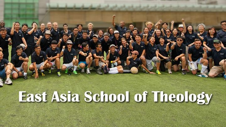 East Asia School of Theology, Singapore cover