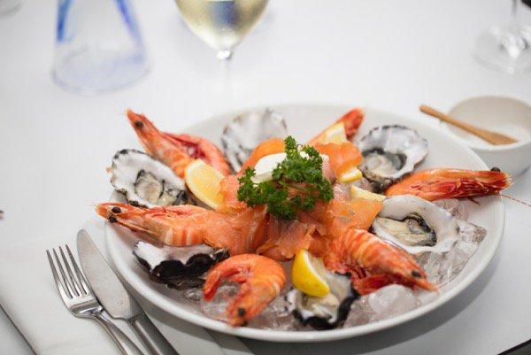 2 Fish Restaurant cover