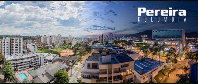 Pereira Capital del Eje cover