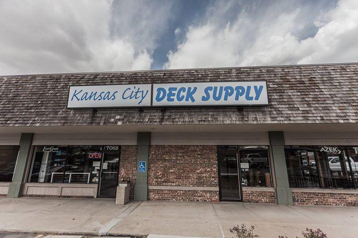 Kansas City Deck Supply cover
