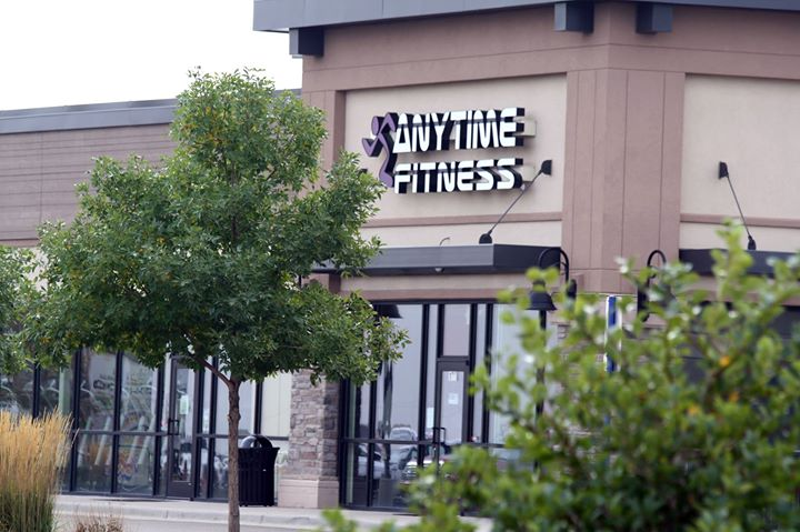 Anytime Fitness Firestone cover