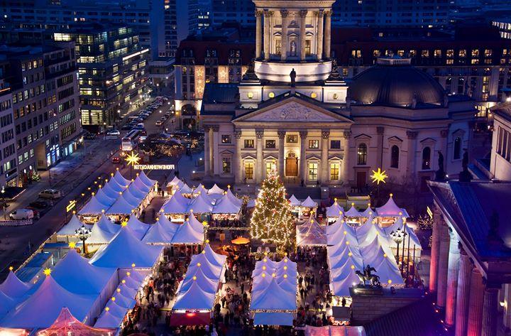 Berliner Weihnachtsmärkte cover