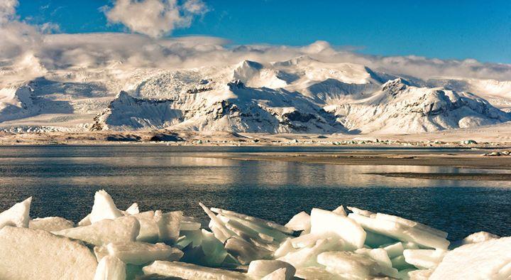Glacier Lagoon - Jökulsárlón cover