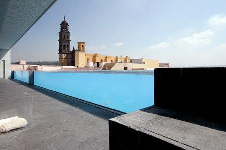 Hotel La Purificadora Puebla cover