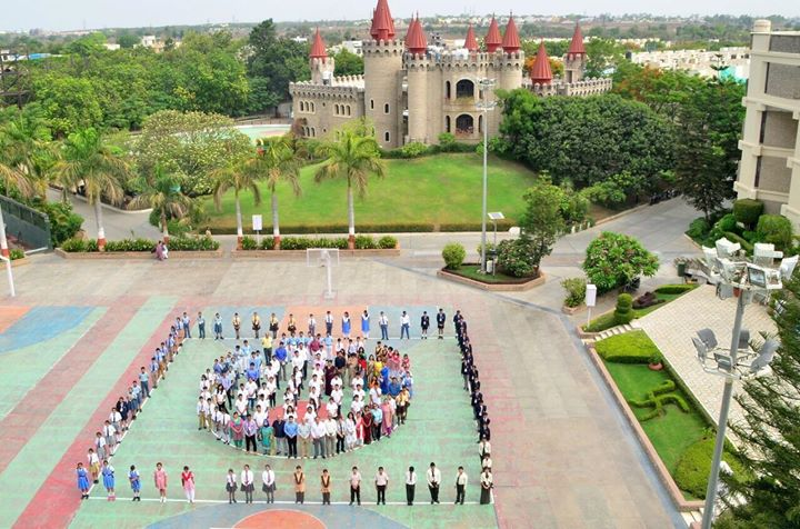 The Emerald Heights International School, Indore cover